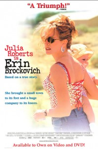 Erin Brockovich movie review