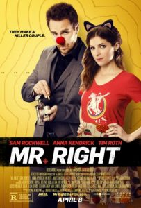 mr.right chickflickdatabase.com movie review romantic comedies