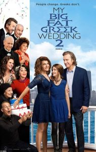 My Big Fat Greek Wedding movie review by ChickFlick-Database.com romantic movie s