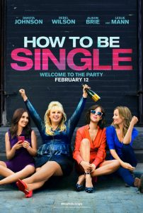 How to Be Single movie review by ChickFlick-Database.com romantic movie