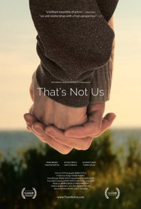 Thats Not Us movie review by ChickFlick-Database.com, watch 2015