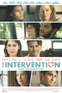 The Intervention movie review by ChickFlick-database, watch 2016