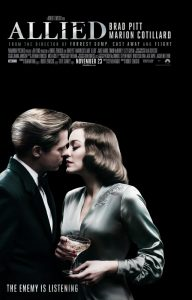 Allied ChickFlickDatabase movie review